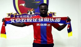 Cheick Tiote dead aged 30 after former Newcastle midfielder collapses during training in Beijing
