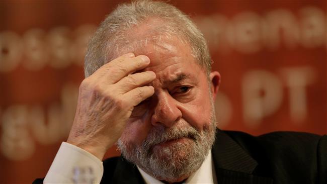 Former Brazilian president sentenced to 9.5 years in jail