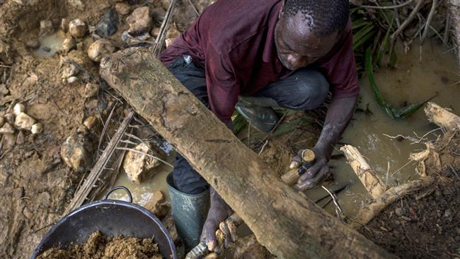 Ghana: 14 miners missing in collapsed mine
