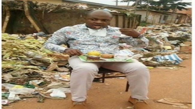 Douala-Yaounde: Youths launch campaign against the non-collection of household garbage