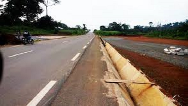 """Kumba-Mamfe road will improve accessibility"""
