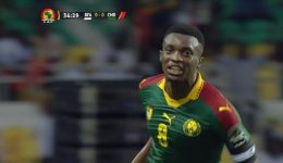 Football: Valenciennes sign former Cameroon international Moukandjo