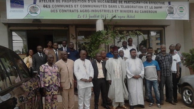 Biya regime told natural resource wealth fails to translate into equivalent benefits for Cameroonians