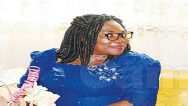 African Union: Who the hell is Prof. Sarah Mbi Enow Anyang Agbor?