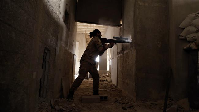Trump to end CIA program to arm and train anti-Assad militants