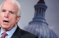 US: Senator John McCain has brain cancer