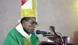 Bafia's remarkable and indefatigable prelate was assassinated