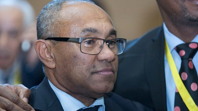 CAF president offers Biya regime chance to host 2021 Nations Cup