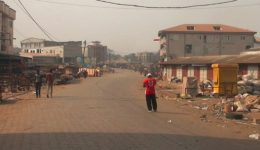 French Cameroun economy feeling effect of Southern Cameroons crisis