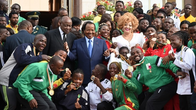 AFCON 2019: Biya says Cameroon is ready to host