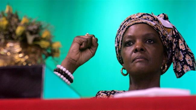 South African government helps Zimbabwean first lady to escape prosecution
