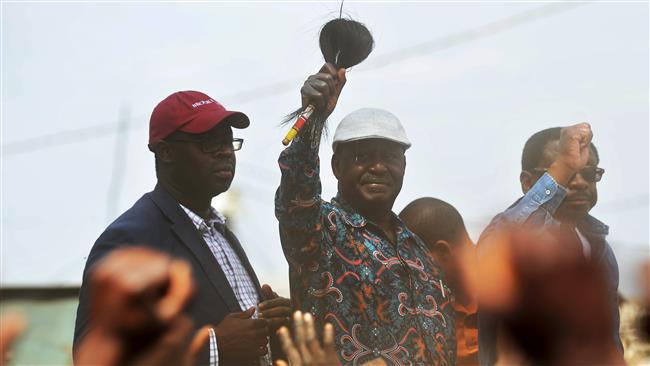 Kenya: Odinga defiant about vote result