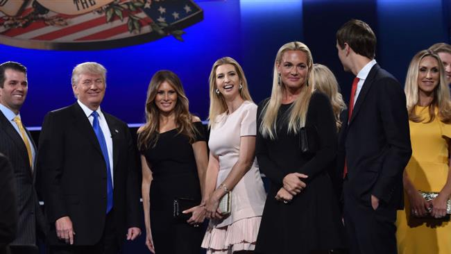 Size of Trump's family: US Secret Service can no longer pay hundreds of its agents