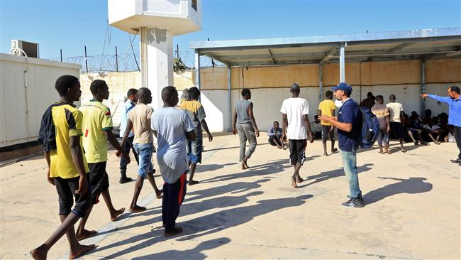 Bodies of 16 refugees found in Libya