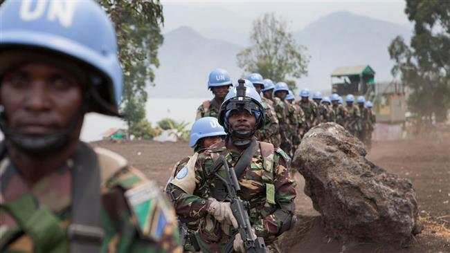 UN mission in Congo holds record in rape, sexual abuse