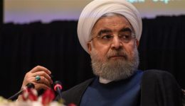 Iranian President says negotiations with US on any issues would be 'waste of time'