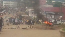 Bamenda: French Cameroun regime claims second bomb explosion at Hospital Roundabout