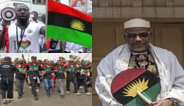 Biafra: Nigerian govt, Army may have killed Nnamdi Kanu