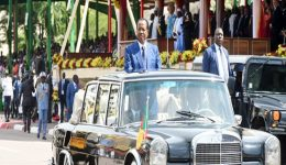 Biya has been using the national treasury like his personal piggy bank