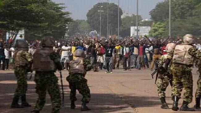 October 1:Tensions rise amid possibility of French Cameroun provocation