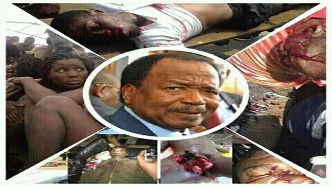 Biya gaining international notoriety for heinous crimes