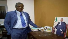 FECAFOOT: Barrister Happi takes command