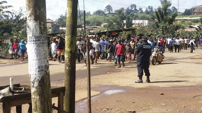 Biya regime frees 52 opposition activists