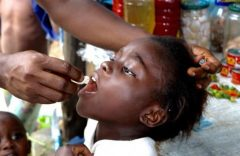 WHO completes cholera vaccination in Nigeria