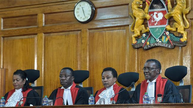 Kenya's Supreme Court nullifies presidential vote