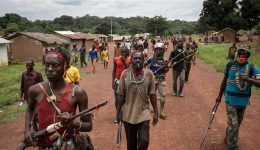 Violence in Central African Republic uproots record 1.1mn