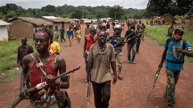 Amnesty says Central African Republic has faced 'horrific surge' in violence