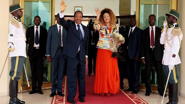 Oh Lucky Man: Can't Find President Biya? Try Geneva's Intercontinental Hotel