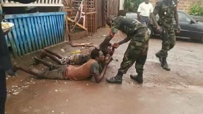 Ambazonia Crisis: Amnesty International says  17 Southern Cameroonians were killed on October 1