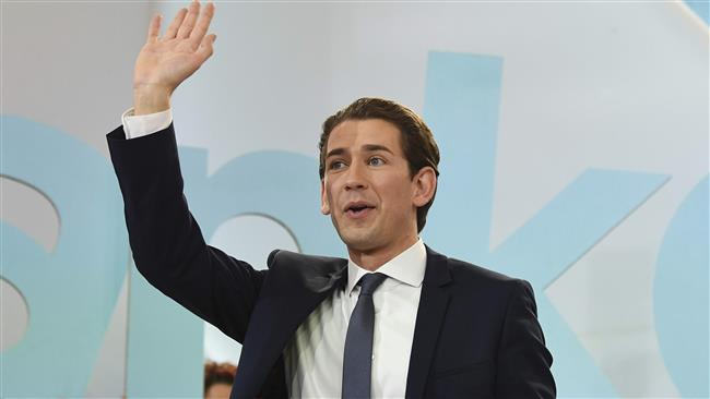 World's youngest leader declares victory in Austrian election