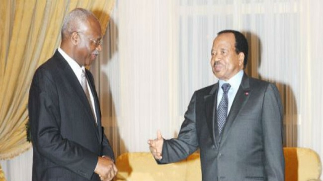 Biya and Philemon Yang fighting for political survival  after October 1 blow