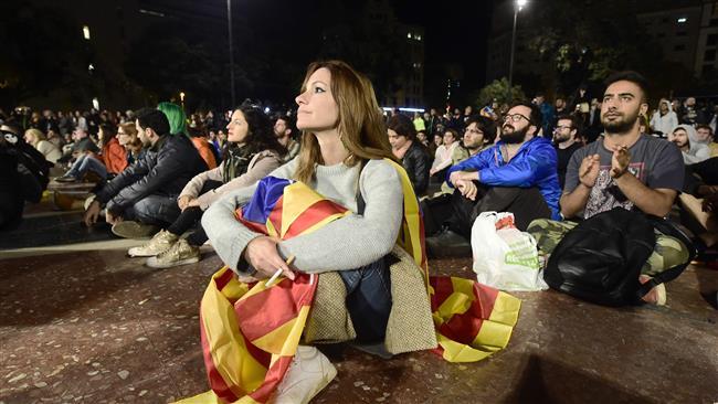 Spain: Catalan separatists cut-off traffic