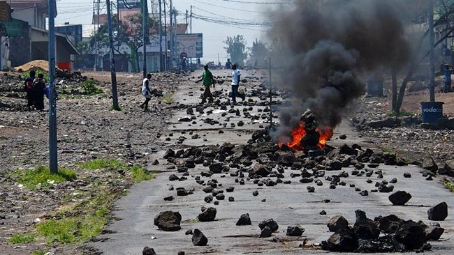 Four civilians, policeman killed in clashes in Congo-Kinshasa