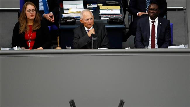 Bundes: Schauble elected head of lower house
