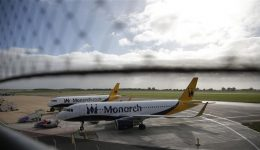 110,000 stranded as UK's Monarch Airline collapses