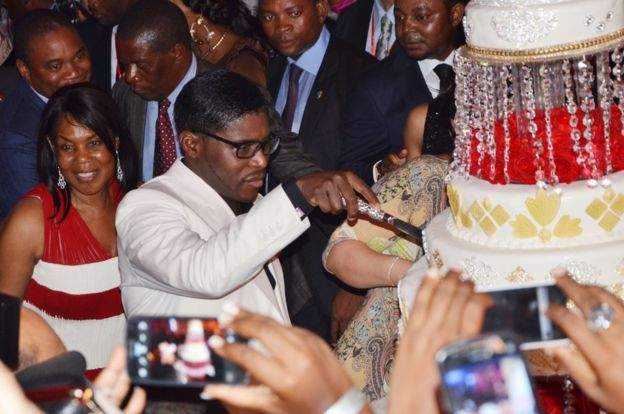 Equatorial Guinea: Leader's Vice President son fined 30mn euros, suspended jail confirmed