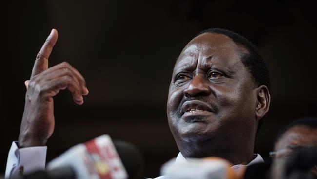Kenya opposition calls for mass protests
