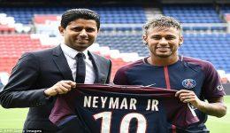 Football: Swiss prosecutor indicts Paris Saint-Germain boss in corruption case