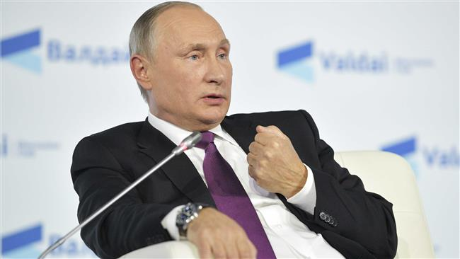President Putin will seek new six-year term in 2018 elections