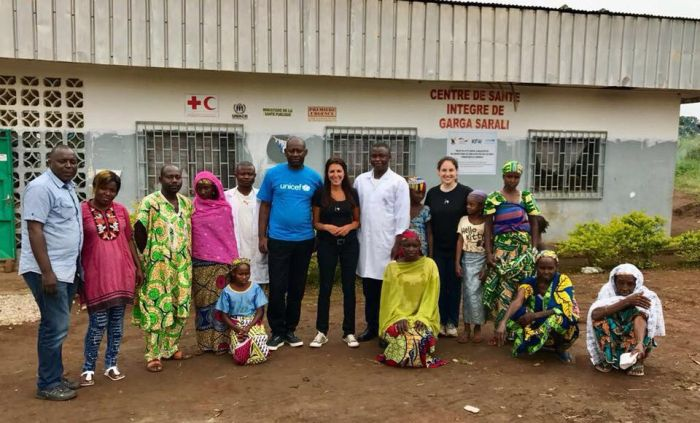 Israel NGO partners with UNICEF to bring fresh water technology to Cameroon