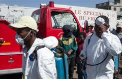 Madagascar plague deaths hit 94, 1,100 suspected cases