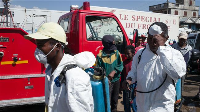 Madagascar plague deaths hit 94, 1,100 suspected cases
