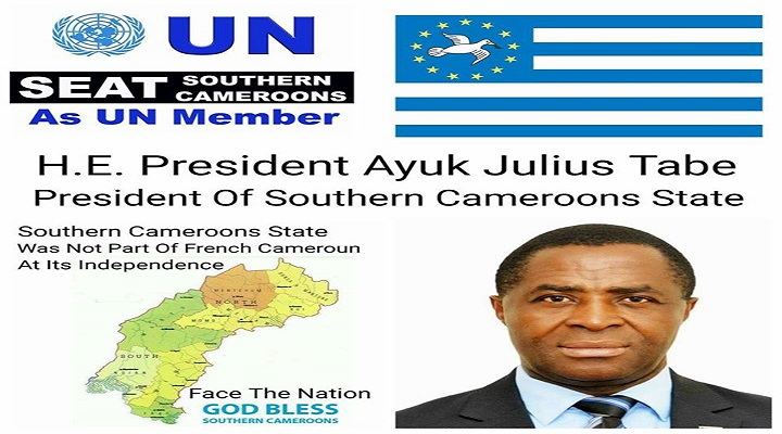 London: President Ayuk Tabe to launch the One Ambazonia Appeal for Southern Cameroons refugees