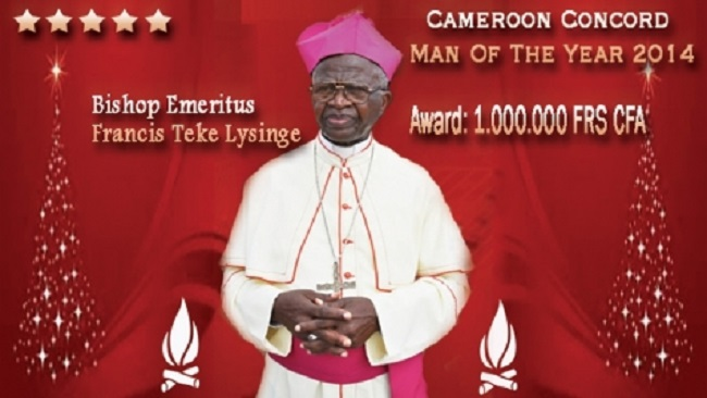Nominations for Cameroon Concord News Man of the Year Award 2017