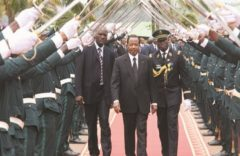 Zimbabwe's Political Crisis: Is Cameroon the next?