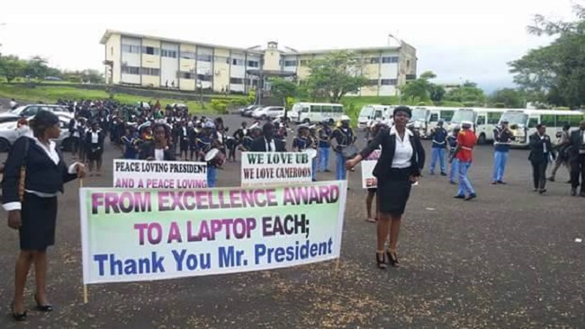 Biya laptop palaver: Anti Anglophone Minister says first consignment in Yaounde soonest